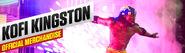 Kofi Kingston merch new