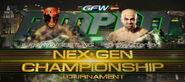 GFW NexGen Title Tournament (Jigsaw vs Dutt)