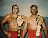 Dominic DeNucci and Victor Rivera