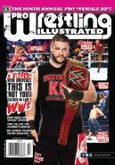 Pro Wrestling Illustrated - February 2017
