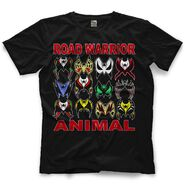Legion of Doom Animal Warpaint T-Shirt