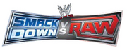 WWE SmackDown! ビデオゲームシリーズのロゴ