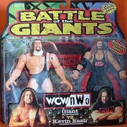 WCW Smash 'N Slam Wrestlers 2 Giant and Kevin Nash