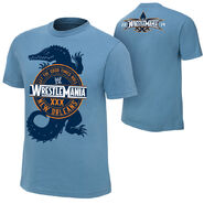 WrestleMania 30 Let The Good Times Roll T-Shirt