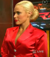 Lana in Red