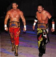 Eddie Guerrero & Tajiri