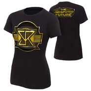 Seth Rollins The Undisputed Future Women's Authentic T-Shirt