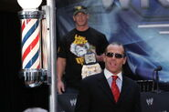 Shawn Michaels at WrestleMania 23 Press Conference