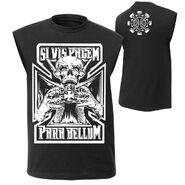 Triple H Prepare for War Muscle T-Shirt alt