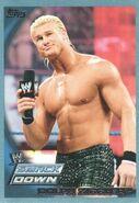 2010 WWE (Topps) Dolph Ziggler (No.42)