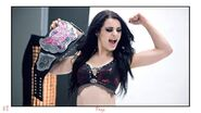 Unseen Diva. Paige