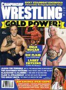 Championship Wrestling - October 1989