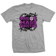 Angelina Love Woman of Mass Sedution Shirt