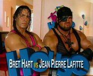IYH 3 Bret Hart v Jean Pierre