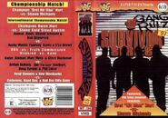 Survivor Series 1997 DVD