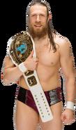 Daniel bryan intercontinental champion large png by nibble t-d9xq783