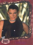 2002 WWE Absolute Divas (Fleer) Victoria 14