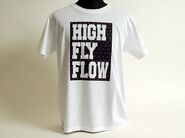 Hiroshi Tanahashi 'High Fly Flow' T-Shirt