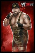 WWE2K14 Big Show current CL