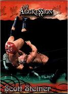 2003 WWE Aggression Scott Steiner 30