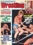Sports Review Wrestling - January 1979