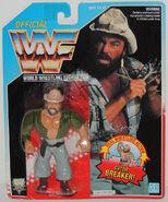 WWF Hasbro 1993 Skinner