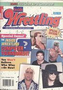 Inside Wrestling - April 1994
