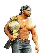Marcus Anthony OVW Heavyweight Champion