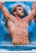 2017 WWE Undisputed Wrestling Cards (Topps) Johnny Gargano 48