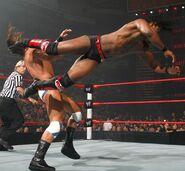 Kofi vs Drew2