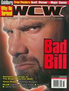 WCW Magazine - August 2000