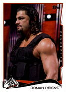 2014 WWE (Topps) Roman Reigns 42