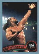 2011 WWE (Topps) Kofi Kingston 35