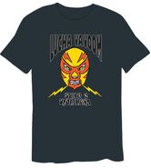 Lucha VaVoom Lightning Luchador T-Shirt