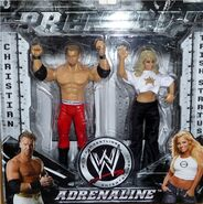 WWE Adrenaline Series 10 Christian & Trish Stratus