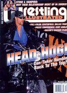 Pro Wrestling Illustrated Magazine December 2000 Issue