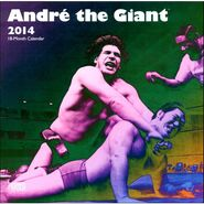 Andre the Giant 2014 Wall Calendar