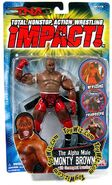TNA Wrestling Impact 3 Monty Brown