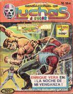 Sensacional de Luchas 184