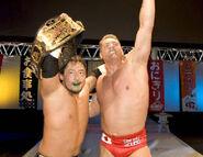 Tajiri & William Regal