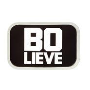 Bo Dallas BO-LIEVE Belt Buckle