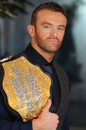 Magnus TNA Champion