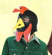 Crazy Chicken Mask