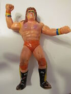 Wrestling Superstars 6 The Ultimate Warrior
