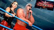 Midajah & Scott Steiner wCw Nitro