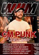 Wrestle Hustle Magazine - December 2012
