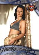 2004 WWE Divas 2005 (Fleer) Molly 19