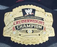 WWE Cruiserweight Champion