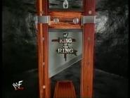 1600 - king of the ring logo wwf