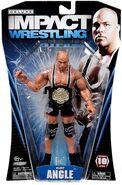TNA Deluxe Impact 10 Kurt Angle